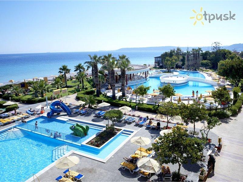 Отель Sunshine Rhodes Hotel 4* о. Родос Греция