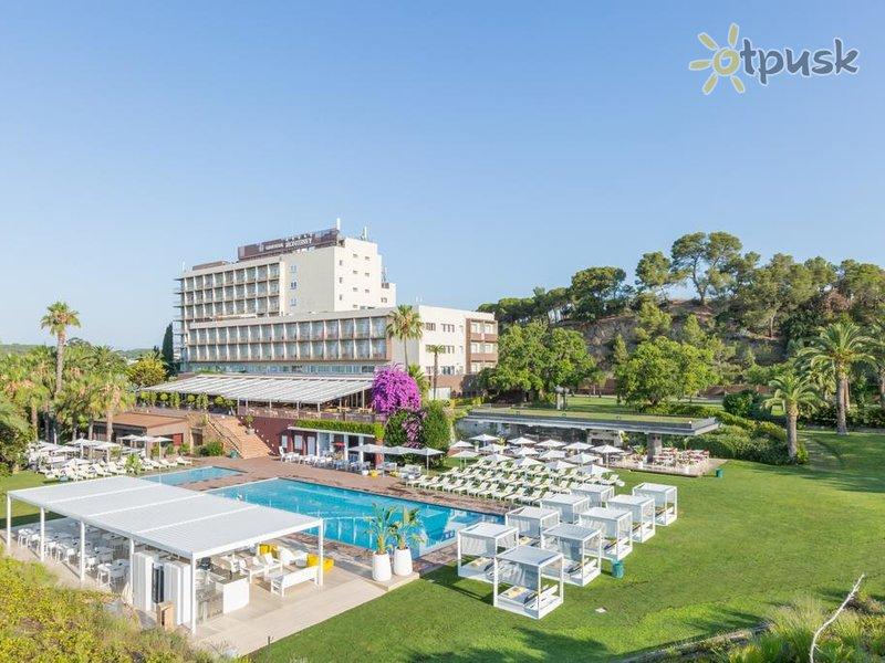 Отель Gran Hotel Monterrey & Spa 5* Коста Брава Испания