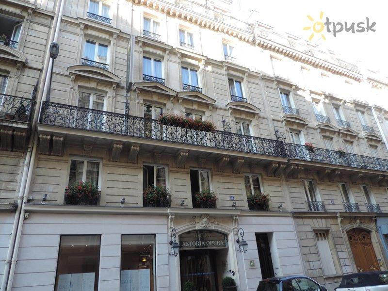 Отель Astoria Hotel 3* Париж Франция