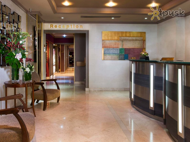 Отель Le Pera Hotel 4* Париж Франция