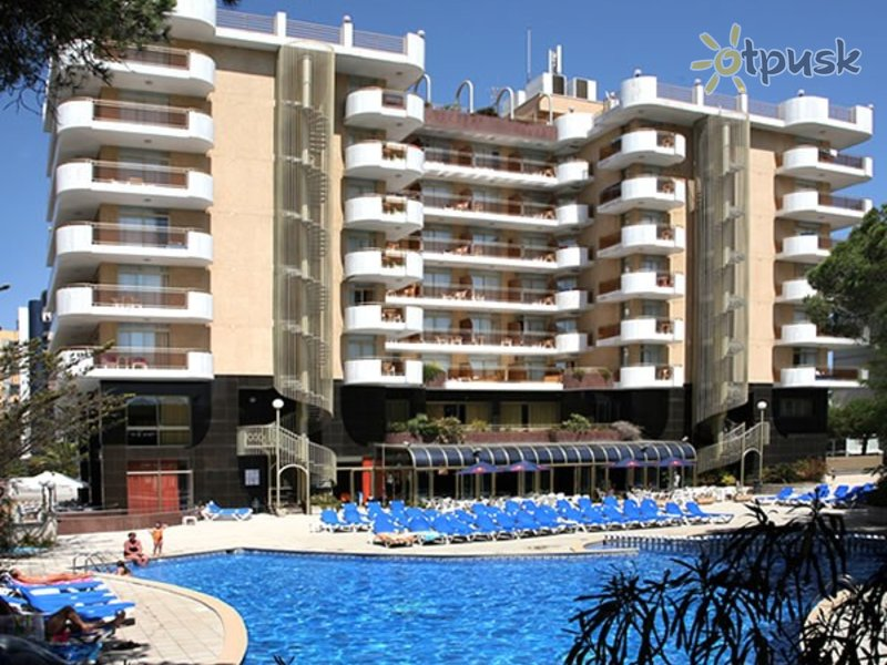 Отель Blaumar Hotel 4* Коста Брава Испания
