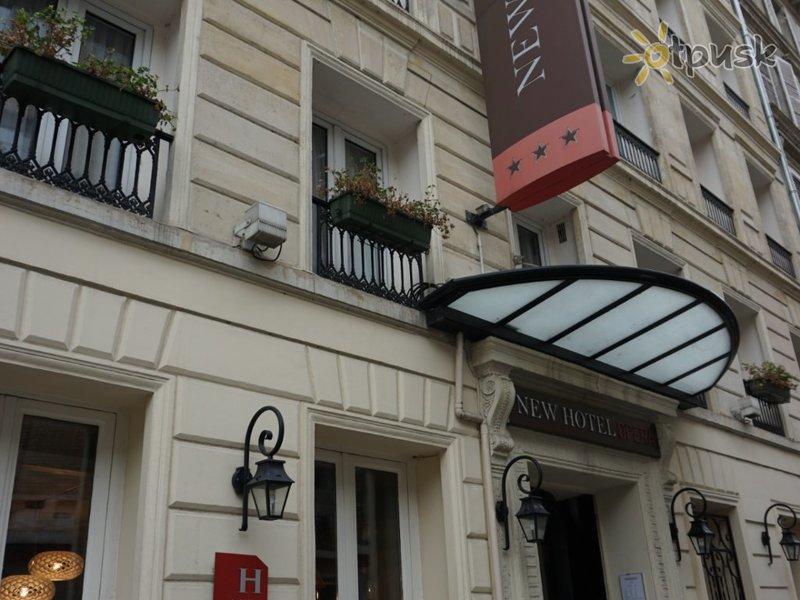 Отель New Hotel Opera 3* Париж Франция