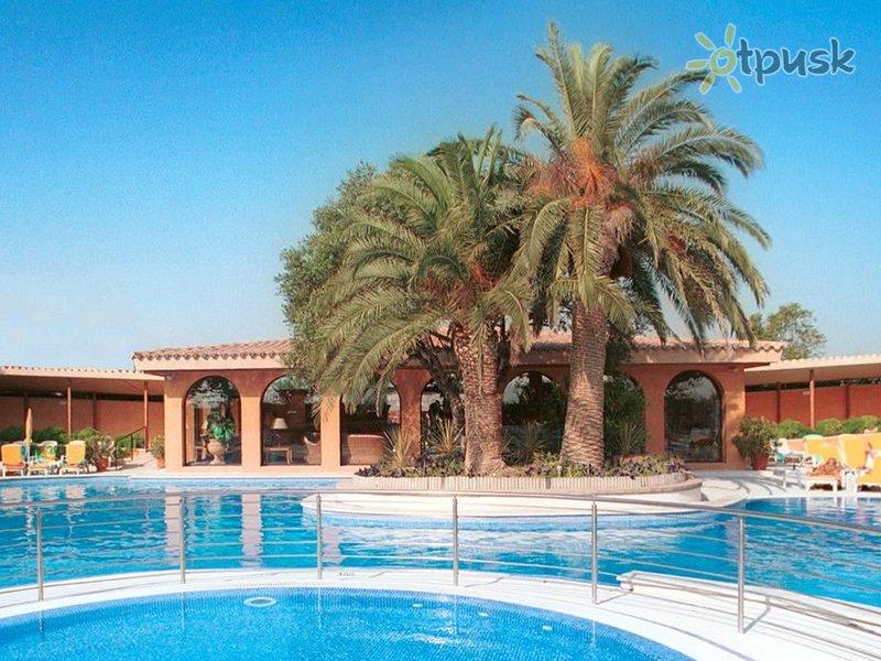Отель Luna Park Hotel 3* Коста Дель Маресме Испания