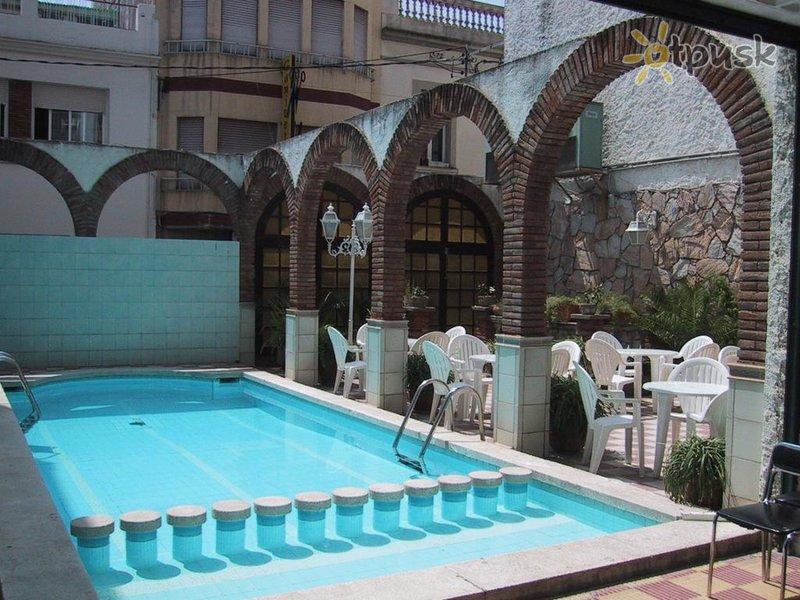Отель Vila de Calella 3* Коста Дель Маресме Испания