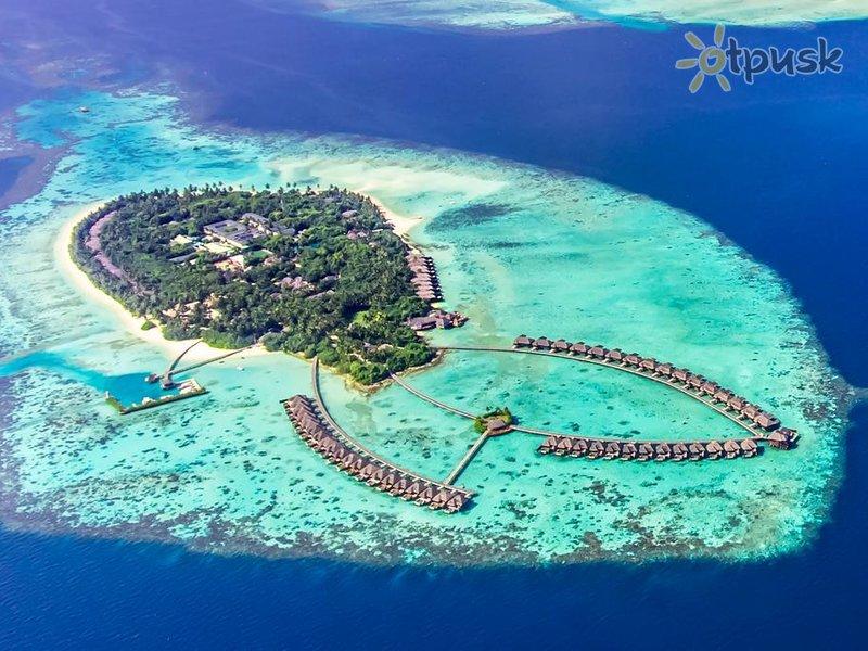 Отель Ayada Maldives 5* Гаафу Даалу Атолл Мальдивы