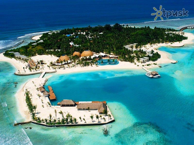 Отель Holiday Inn Resort Kandooma 5* Южный Мале Атолл Мальдивы