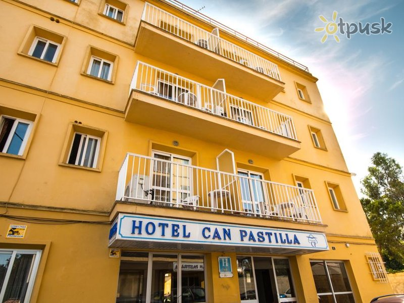 Отель Amic Can Pastilla Hotel 2* о. Майорка Испания