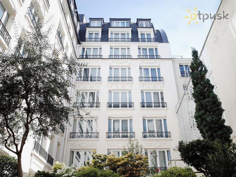 Отель Rochester Champs Elysees Hote 4* Париж Франция