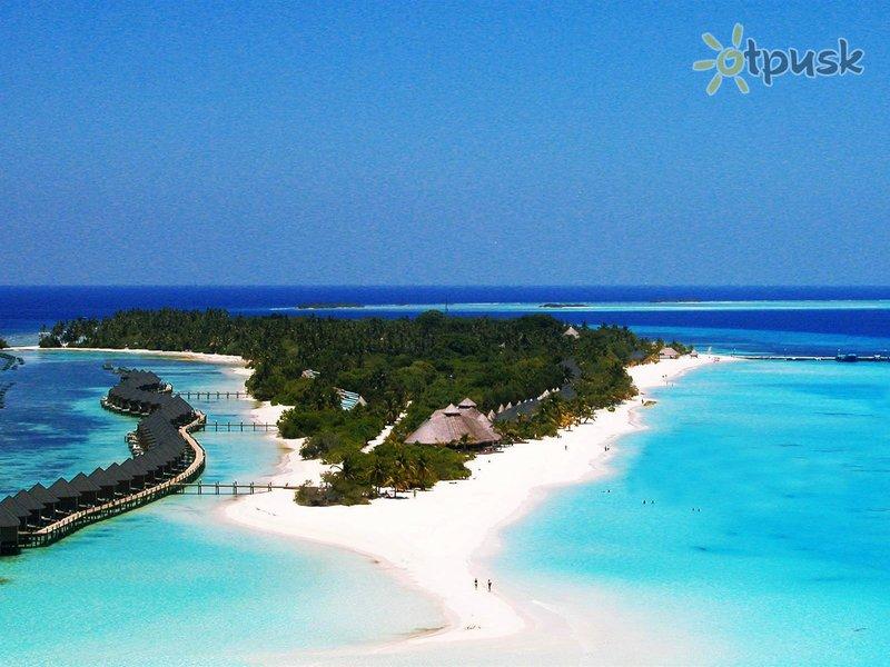 Отель Kuredu Resort 4* Лхавияни Атолл Мальдивы