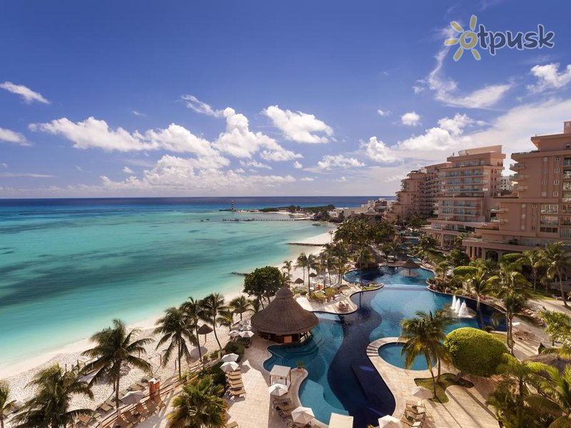 Отель Grand Fiesta Americana Coral Beach Cancun 5* Канкун Мексика