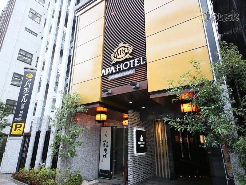 Отель APA Hotel Asakusa Kuramae 3* Токио Япония