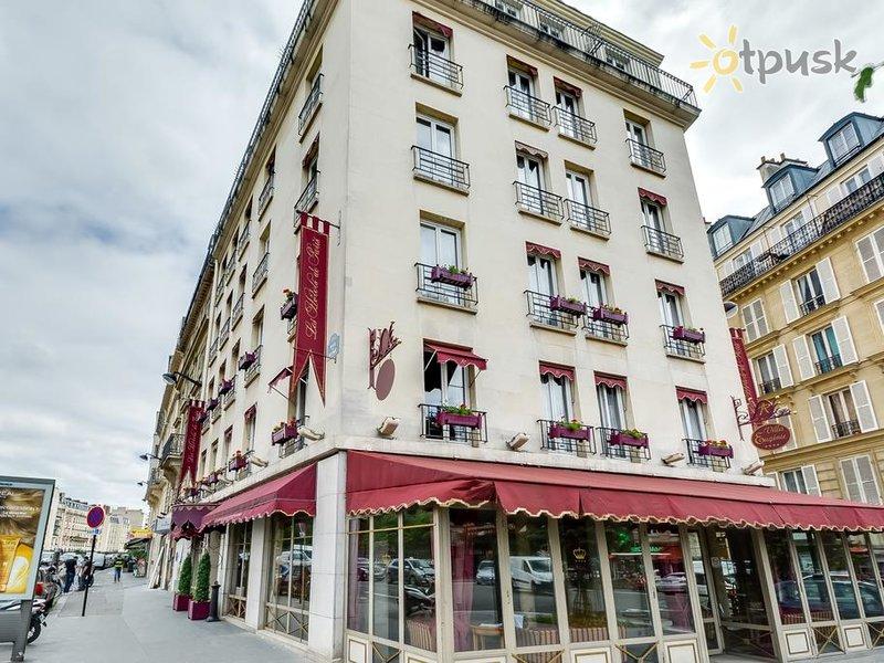 Отель Villa Eugenie Hotel 4* Париж Франция