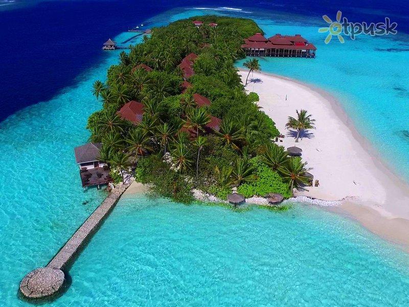 Отель Ranveli Island Resort 4* Ари (Алифу) Атолл Мальдивы