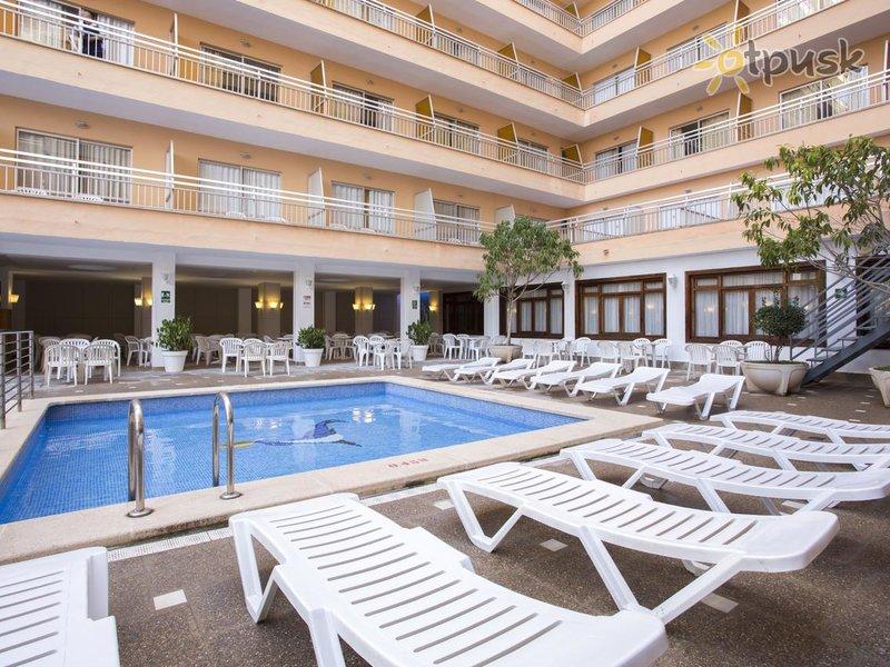 Отель Pinero Bahia de Palma Hotel 3* о. Майорка Испания