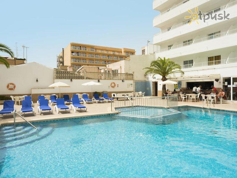 Отель HSM Reina Del Mar 3* о. Майорка Испания