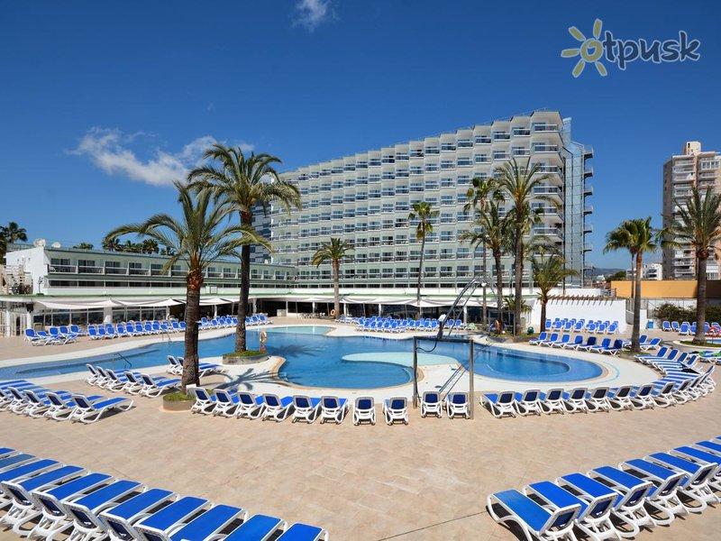 Отель Samos Hotel 3* о. Майорка Испания