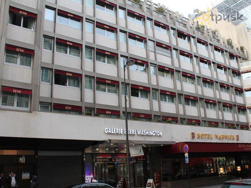 Отель Warwick Paris Hotel 4* Париж Франция