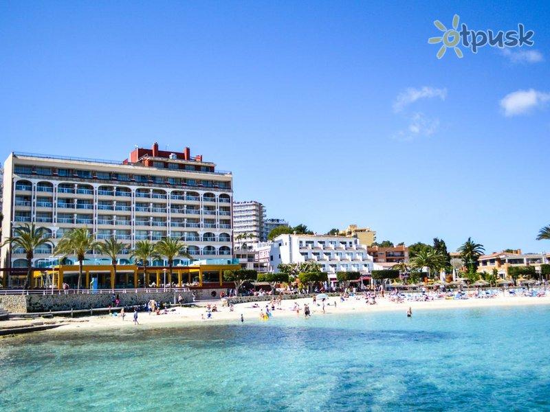Отель Comodoro Playa 4* о. Майорка Испания