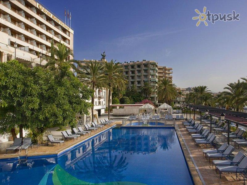 Отель Gran Melia Victoria Hotel 5* о. Майорка Испания