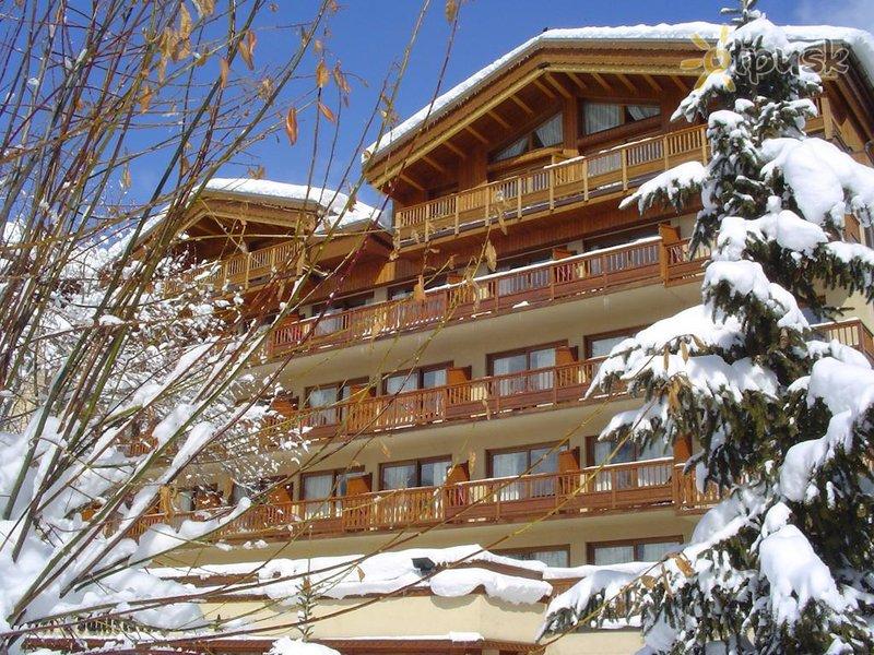 Отель Tsanteleina Hotel 4* Валь д'Изер Франция