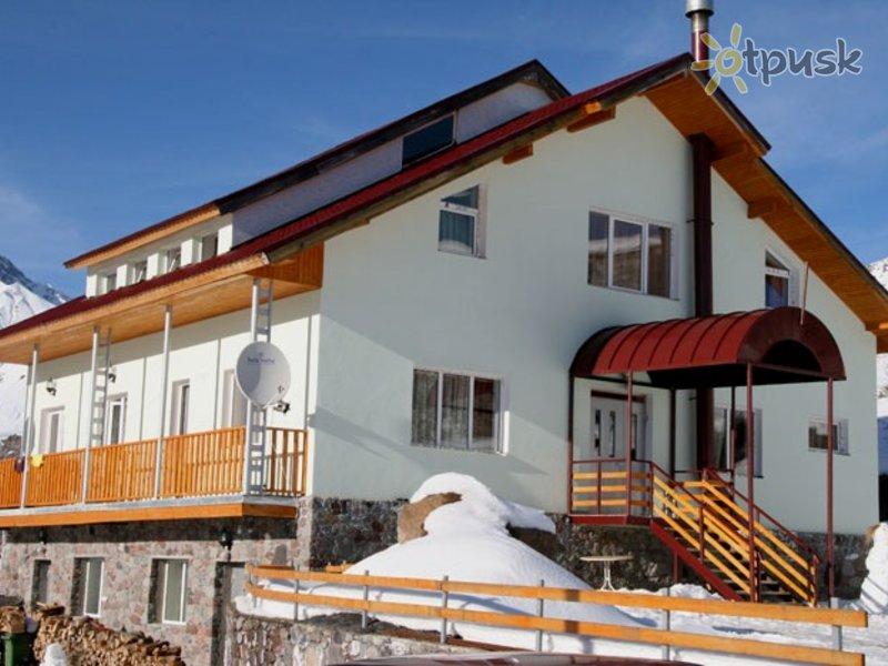 Отель Gagieti Guest House 2* Гудаури Грузия