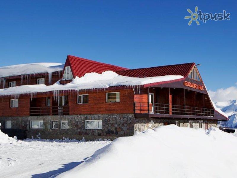 Отель Gudauri Hut Hotel 3* Гудаури Грузия