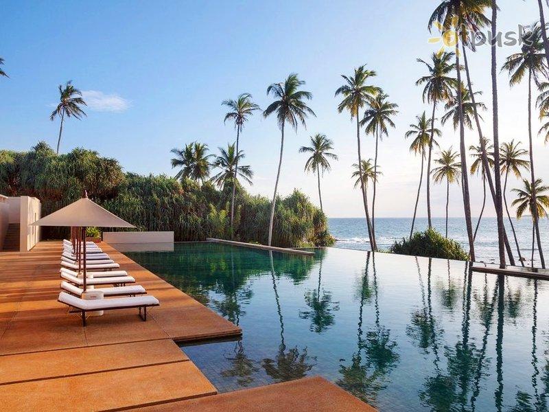 Отель Amanwella 5* Тангалле Шри-Ланка