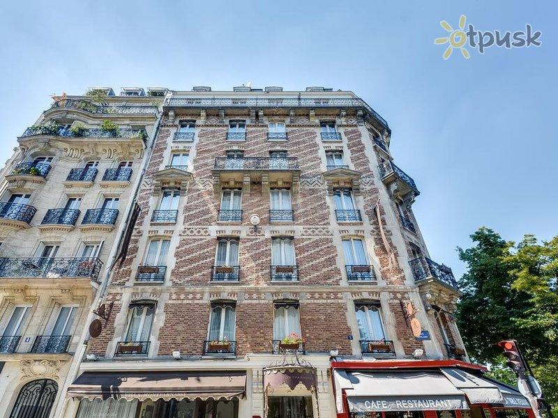 Отель Villa Montparnasse Hotel 4* Париж Франция