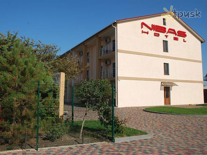 Отель Нибас 2* Бердянск Украина