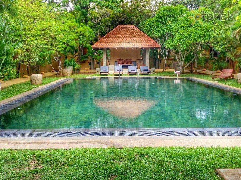 Отель Jetwing Ayurveda Pavilions 4* Негомбо Шри-Ланка