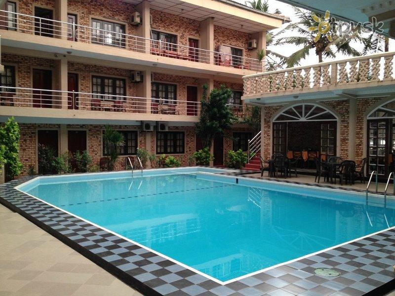 Отель Oasis Beach Resort 3* Негомбо Шри-Ланка
