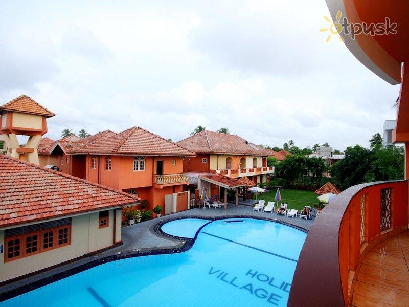 Отель Paradise Holiday Village 3* Негомбо Шри-Ланка