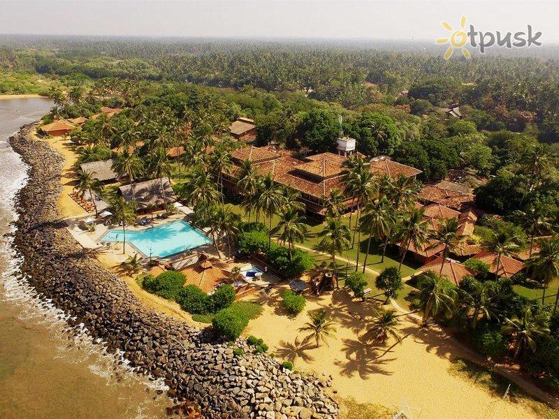 Отель Ranweli Holiday Village 3* Негомбо Шри-Ланка