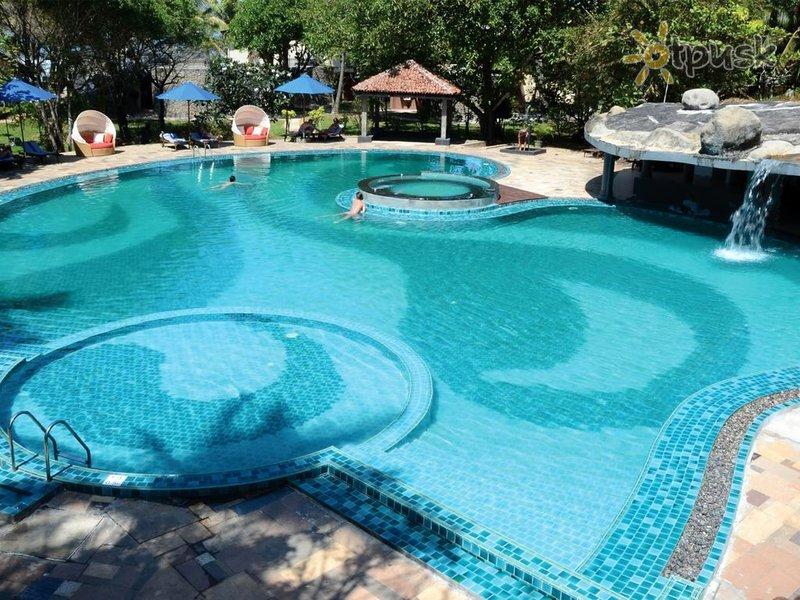 Отель Siddhalepa Ayurveda Health Resort 4* Ваддува Шри-Ланка