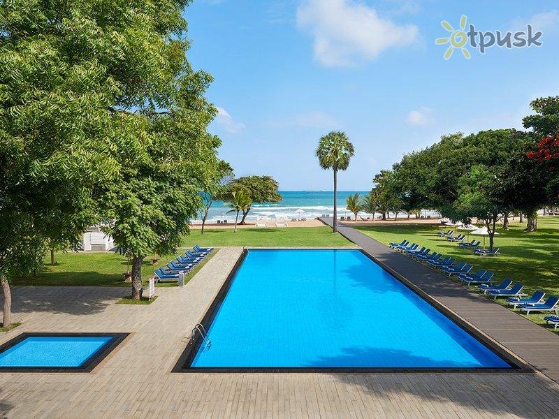 Отель Trinco Blu by Cinnamon 4* Тринкомали Шри-Ланка