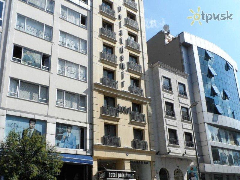 Отель Polatdemir Hotel 4* Стамбул Турция