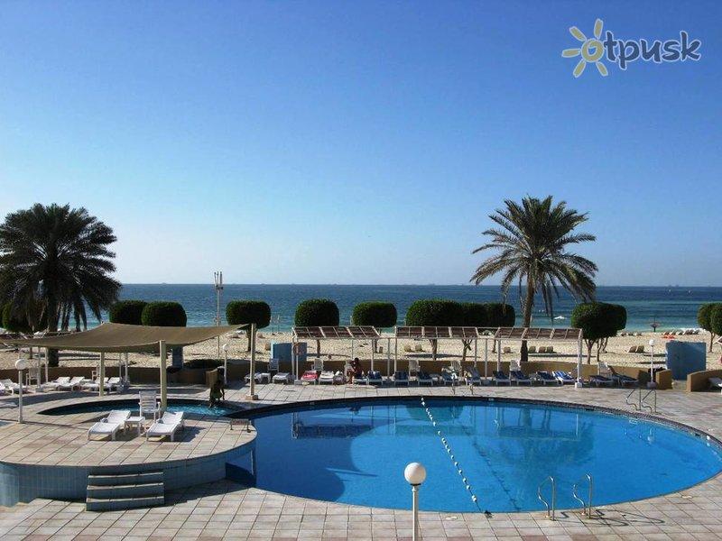 Отель Golden Beach Motel 3* Шарджа ОАЭ