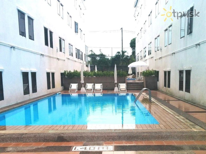 Отель Ambassador City Jomtien Inn Wing 3* Паттайя Таиланд