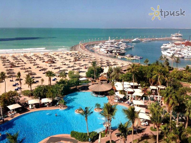 Отель Jumeirah Beach Hotel 5* Дубай ОАЭ
