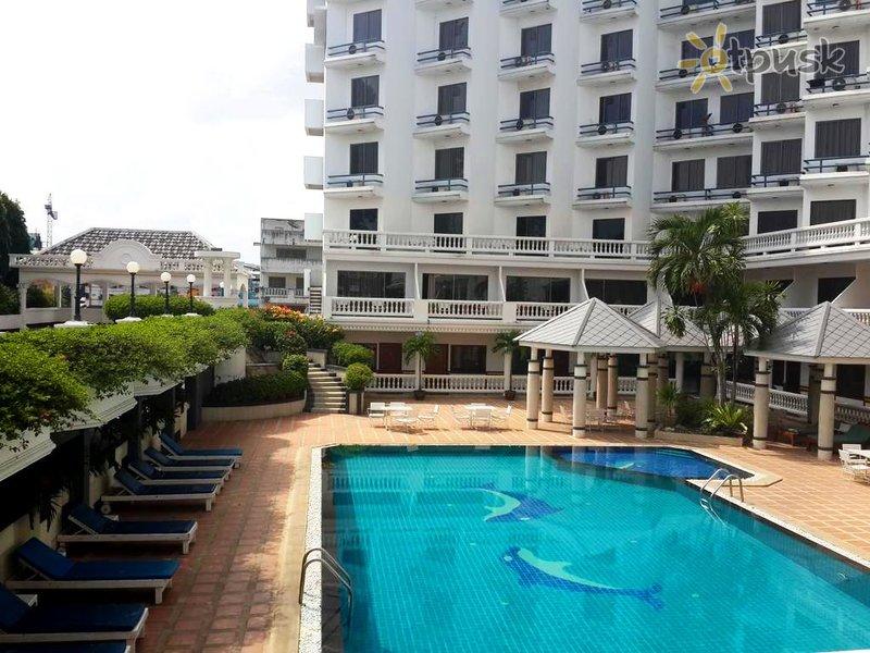 Отель Caesar Palace Hotel 3* Паттайя Таиланд