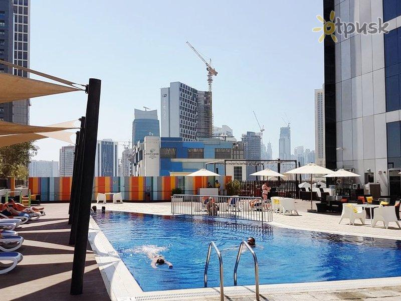 Отель Millennium Central Downtown 4* Дубай ОАЭ