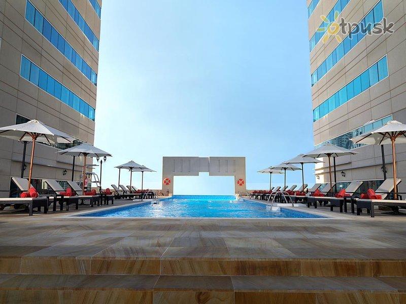 Отель Media Rotana 5* Дубай ОАЭ