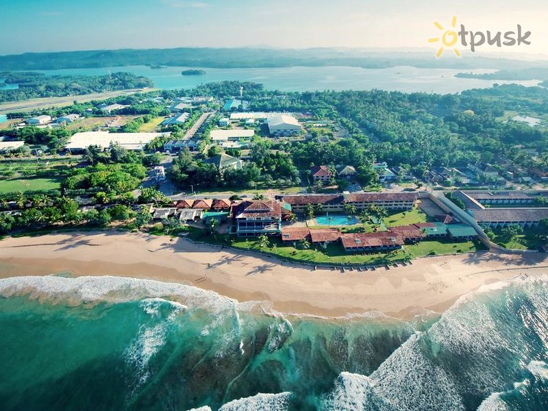 Отель Club Koggala Village 3* Коггала Шри-Ланка