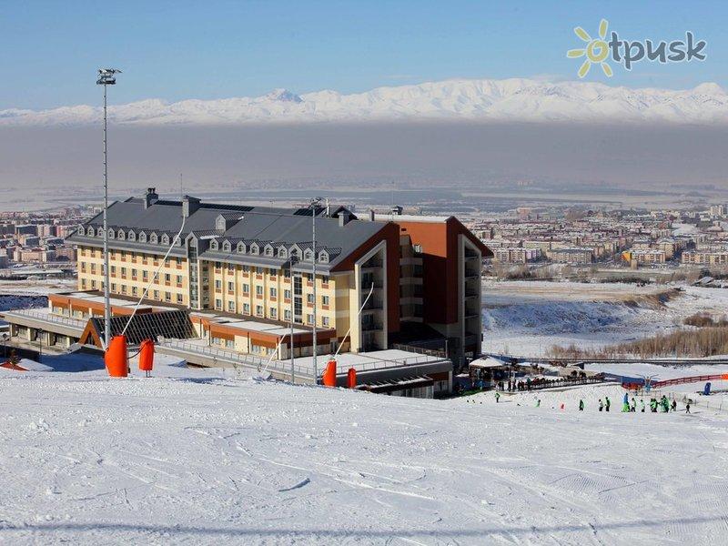 Отель Sway Hotels 5* Паландокен Турция