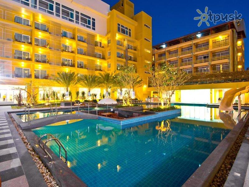 Отель Grand Bella Hotel 3* Паттайя Таиланд