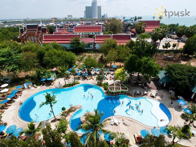 Отель Grand Jomtien Palace 3* Паттайя Таиланд