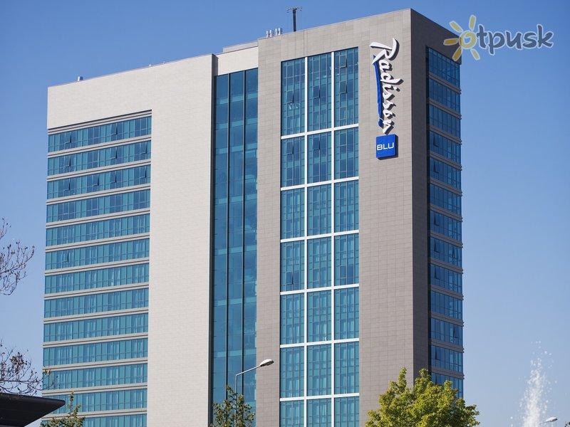 Отель Radisson Blu Hotel Kayseri 5* Эрджиес Турция