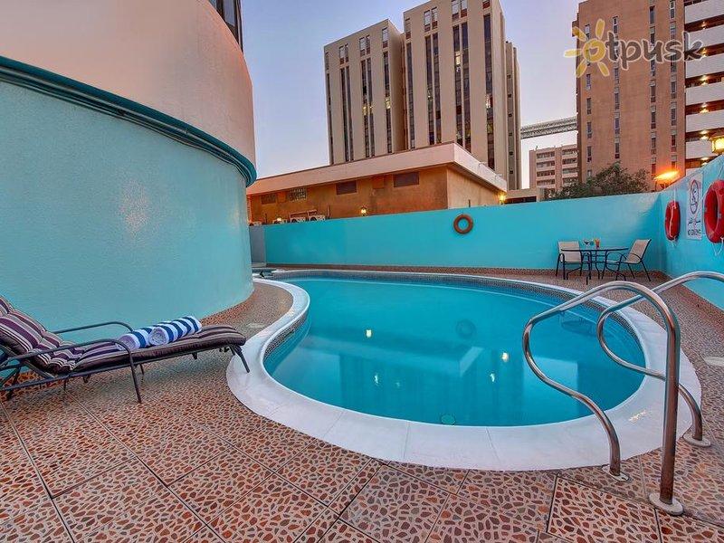 Отель Nihal Hotel 3* Дубай ОАЭ