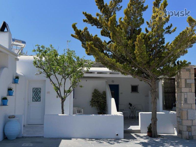 Отель Flora's Houses 2* о. Миконос Греция