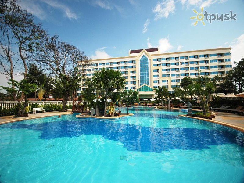 Отель Jomtien Garden Hotel & Resort 3* Паттайя Таиланд